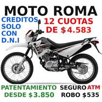Yamaha Xtz 125 Telefono 5263-7662