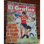 Revista El Grafico Navarro Olaran Año 1986 Nª 3504