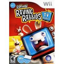 Jogo Nintendo Wii Rayman Compativel Fit Plus Balance Board