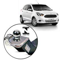 Engate Reboque Inmetro Novo Ford Ka Hatch 14/15 Com Garantia