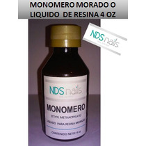 4 Oz Monomero O Liquido De Resina Nds.nails