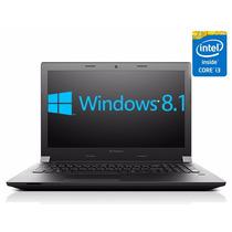 Notebook Lenovo Intel Core I3 15.6 Ñ 4gb 500gb Hdmi Windows