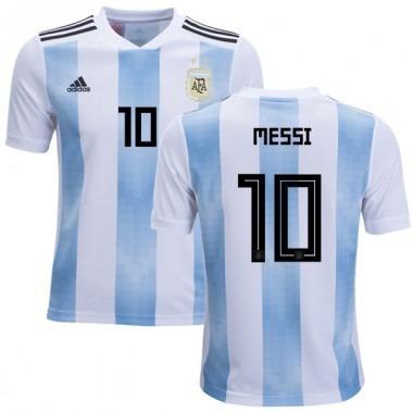 eb5537ad90fee Camiseta Argentina Messi Rusia 2018 Envíos Gratis!! -   1.190