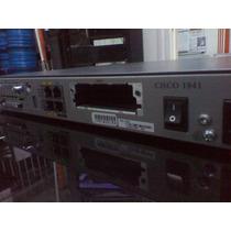 Router Cisco 1841 Usado Garantia 3 Meses