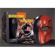 Comic Deathstroke Vol. 1: Gods Of War Book Y Mask - Mascara