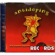 2cd Antidoping, Un Lustro Inyectando Ruido Positivo, 2002