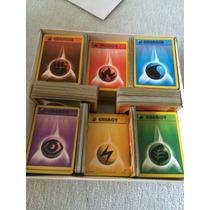 Publicación 1 Cartas Pokemon Energías Básicas X10 Cartas
