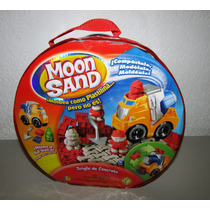 Moon Sand Arena Para Moldear Jungla De Concreto Kreisel