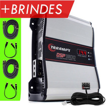 Taramps Dsp1600 Hd1600 1ch 2 Ohms Digital 1976w Rms + Brinde