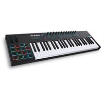 Teclado Musical Controlador Midi Usb Alesis Vi49 + Ableton !