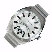 Relógio Masculino Police Análogo 100 Metros - Pl-12552js/04m