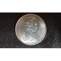 Moeda Inglaterra 10 New Pence