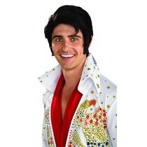Elvis Presley - Peruca - Frete Internacional 48hs!