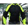 Campera Acerbis Ramsey Proteccion Codo Y Hombro Motorbikes