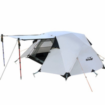 Hewolf Outdoor Waterproof Large Camping Tent For Beach Hikin