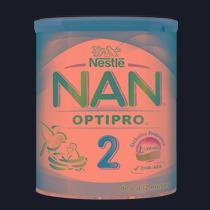 Nan 2 Optipro Leche En Polvo Lata X 900gr De 6a12 M