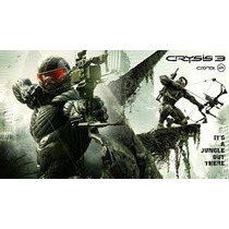 Dlc Crysis 3 Edição Desbloqueio Do Caçador Xbox 360