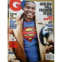Cam Newton Zayn Malik One Direction Revista Gq