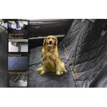 Protector Uhaskie Para Carro De Mascotas Negro Side Flaps