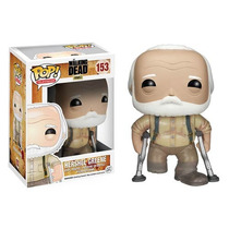 The Walking Dead Boneco Hershel Greene Pop Funko 10cms
