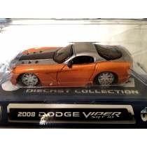 Miniatura Dodge Viper Srt10 2008