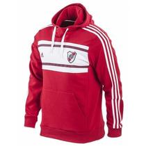 Buzo Hoodie River Plate Con Capucha Envios Gratis!
