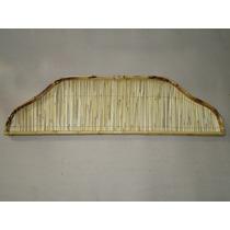 Porta Treco Luxo Bambu Bandeja Fusca Fuscão Vw