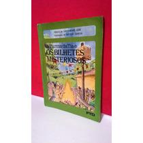 Livro Os Bilhetes Misteriosos - A Turma Da Tia* Frete Grátis