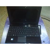 Laptop 10,2 ¨ Isonic Negra Intel Atom N550