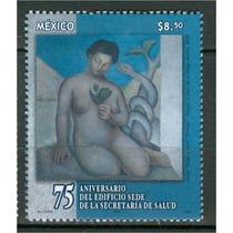Sc 2385 Año 2004 75 Aniv. Del Edificio Sede De La Secretaria