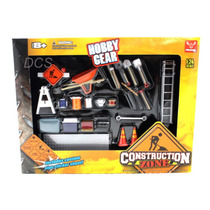 Diorama De Construcción Hobby Gear Escala 1:24