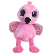 Oso Lemur Yoohoo Flamingo Peluche 15 Cm Aurora