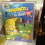 Dvd Bob Esponja Bagunça Do Fundo Do Mar