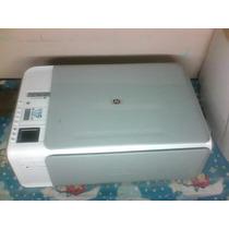 Impresora Hp Sin Cartuchos Sencilla Y Multifuncional