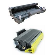 Kit Cartucho Cilindro E Toner Dr520 620 Tn580 650 8080 8060