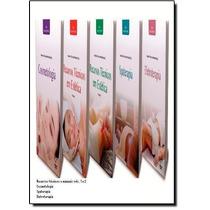 Coleção De 5 Livros De Estética, Dermatologia Estética Botox