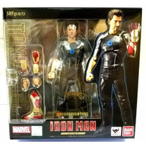 Iron Man Tony Stark Mark 42 Sh Figuarts Marvel Bandai Dispon