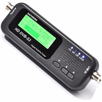Satfinder Digital Sathero Sh-100hd Dvb-s2 Pantalla Lcd