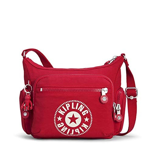 rojo Cruzado S 777 625 Gabbie Kipling Bolso Mujeres Rojo Para gUcRva1