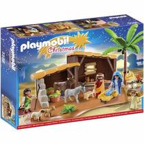 Playmobil 5588 Nacimiento Belen Navidad Retromex