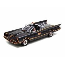 Miniat Batmóvel Batman Classic Tv Series 66 1:24 Hot Wheels