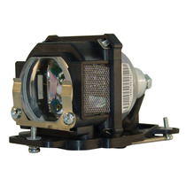 Lámpara Con Carcasa Para Panasonic Ptlm1u Proyector