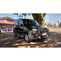 Fiat Doblo Adventure Estrada Real