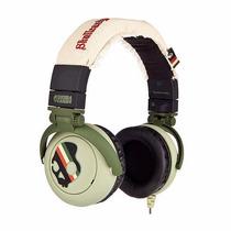 Headphone Skullcandy G.i Habitat Rasta Original - Conceito