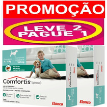 Combo Anti Pulgas Comfortis 9 A18kg