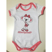 Body Lilica Repilica Baby Infantil Personagem