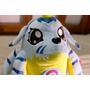 Gabumon Peluche Digimon Adventure Tri 32cm