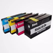 Kit Cartuchos Hp 950/51xl Officejet Pro 8100/8110/8600