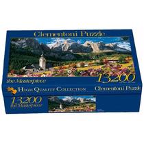 Quebra Cabeça Puzzle Gigante 13200 Peças Paisagem Italia