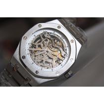 Reloj Skeleton Mecanico Mayoreo